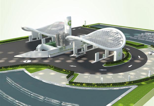 Holthausen Energy Point Westpoort – Groningen