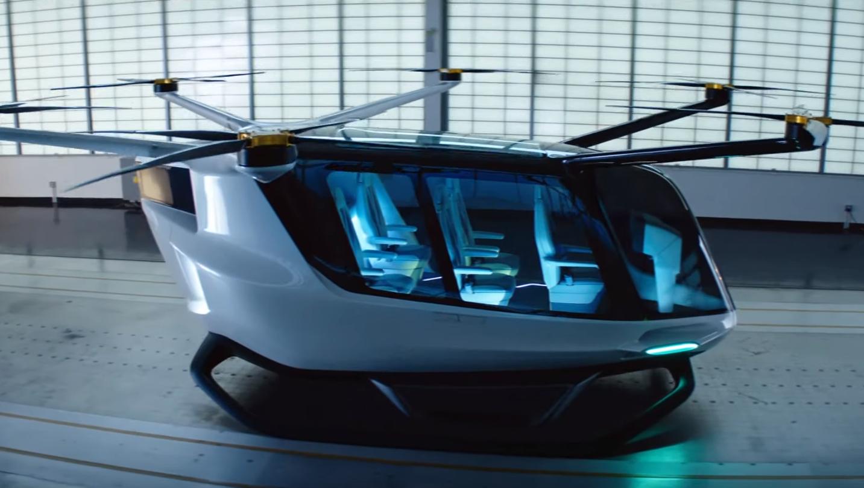 Skai drone taxi