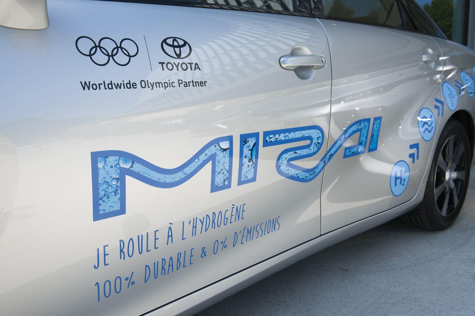 IOC - TOYOTA
